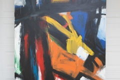 Franze Kline color inspiration scale